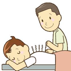 杉並区阿佐ヶ谷の整骨院てあて家の鍼治療