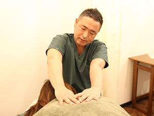 杉並区阿佐ヶ谷の整骨院てあて家の妊婦さんの肩こり治療
