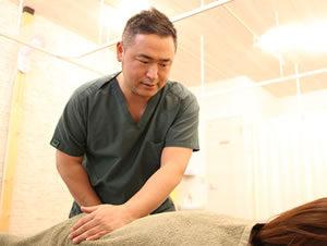 杉並区阿佐ヶ谷整骨院てあて家の腰痛治療